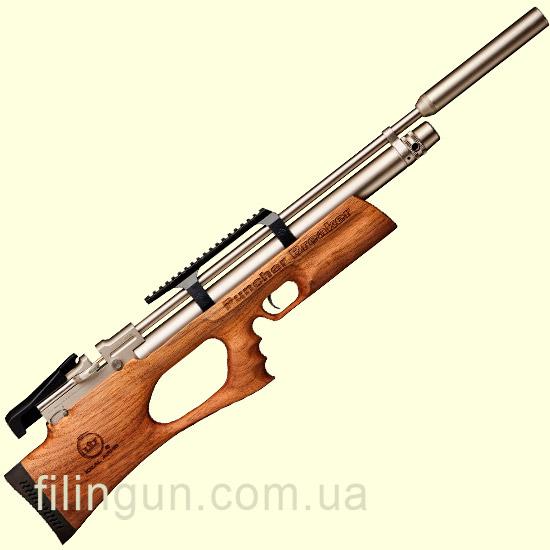 Винтовка пневматическая Kral Puncher Breaker S Silent Marine PCP Wood