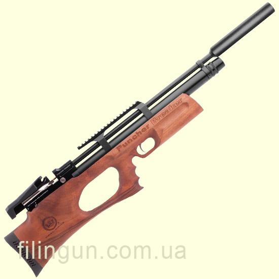 Винтовка пневматическая Kral Puncher Breaker WS PCP Wood