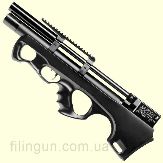 Гвинтівка пневматична Raptor 3 Compact PCP