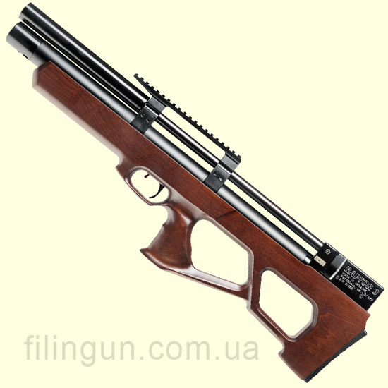 Гвинтівка пневматична Raptor 3 Standart HP PCP коричнева