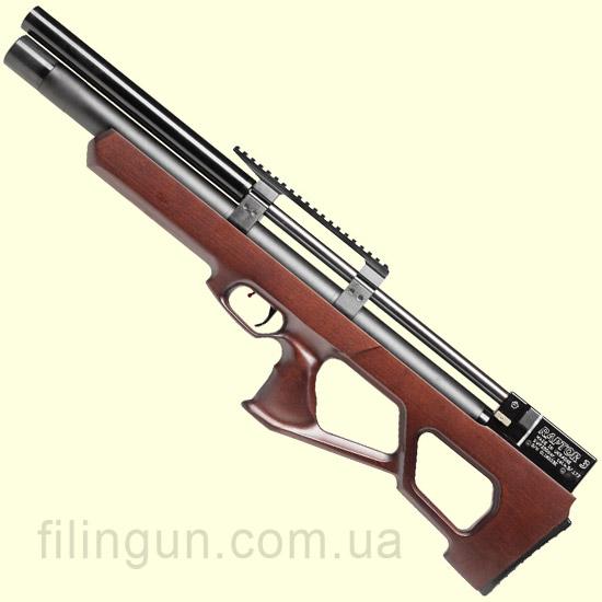 Гвинтівка пневматична Raptor 3 Standart Plus PCP коричнева