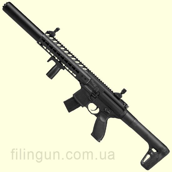 Гвинтівка пневматична Sig Sauer Air MCX ASP, BLK