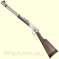 Пневматическая винтовка Walther Lever Action Steel Finish