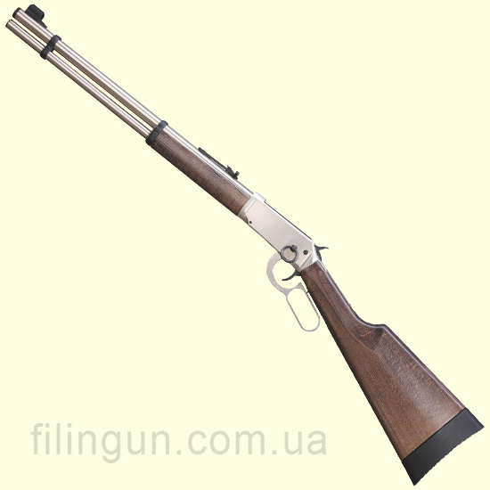Пневматична гвинтівка Walther Lever Action Steel Finish