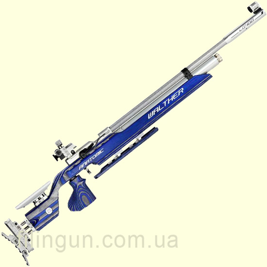 Гвинтівка пневматична Walther LG400 Anatomic, right, M-grip - фото