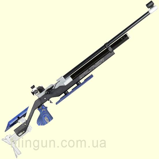 Винтовка пневматическая Walther LG400 Blacktec PLUS right - фото