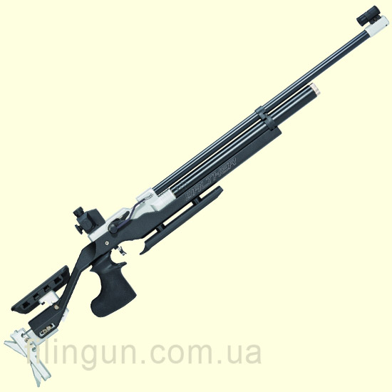 Гвинтівка пневматична Walther LG400 Blacktec