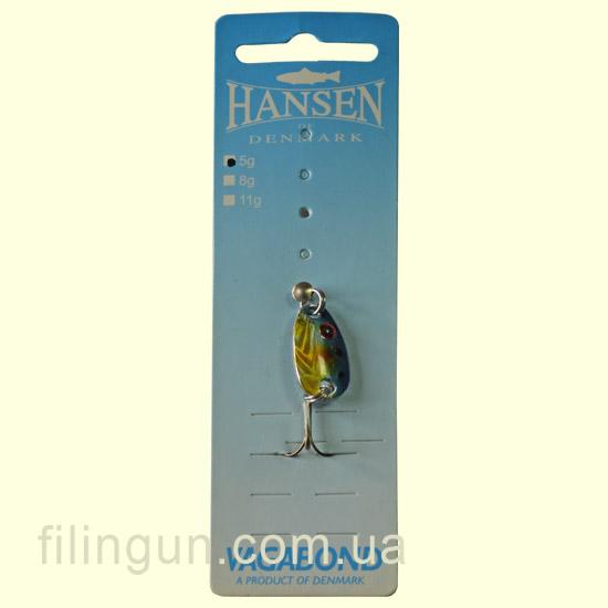 Блесна колебалка Hansen Vagabond HAN-024059