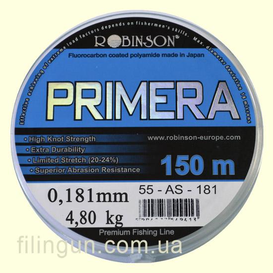 Леска Robinson Primera 0.181 mm 4.80 kg