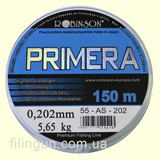 Леска Robinson Primera 0.202 mm 5.65 kg