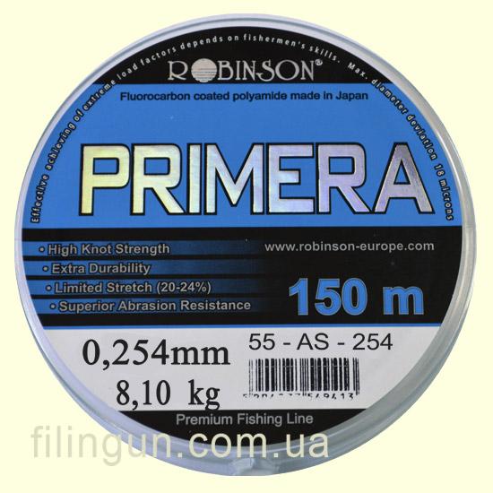 Леска Robinson Primera 0.254 mm 8.10 kg