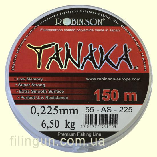 Леска Robinson Tanaka 0.225 mm 6.50 kg