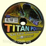 Леска Robinson Titan Power Ultra Strong Core 0.18 mm 4.65 kg
