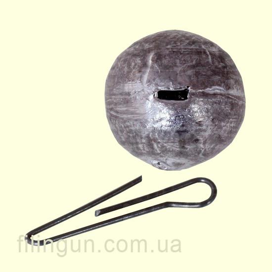 Груз Чебурашка із застібкою Jig-Master вага 1 г