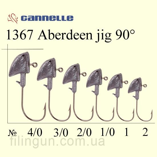 "Джиг головка Jig-Master ""Сапожок"" кр. Aberdeen Jig 1367 №4/0 вес ..."