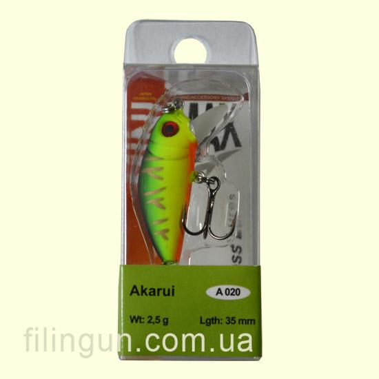 Воблер MiniMax Akarui A020
