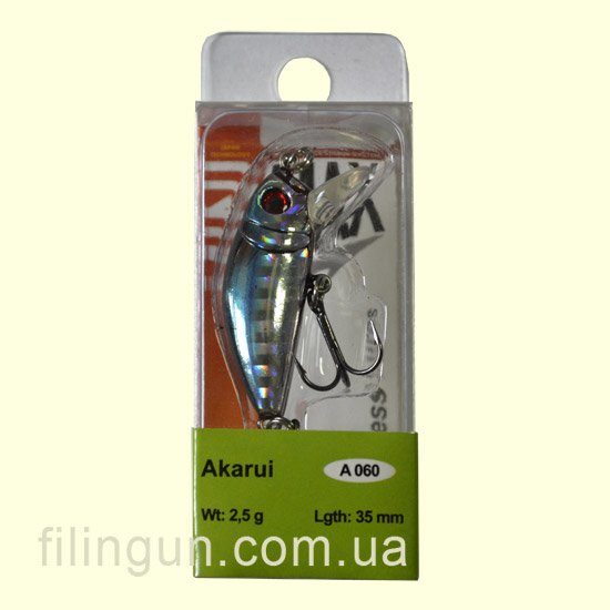 Воблер MiniMax Akarui A060