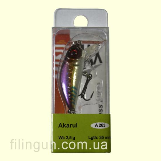 Воблер MiniMax Akarui A263