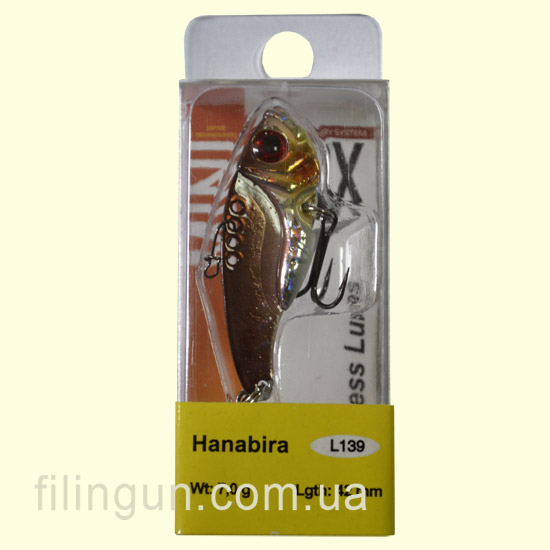 Воблер MiniMax Hanabira L139