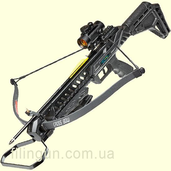 Арбалет Man Kung Hound MK-XB27BK Kit Black