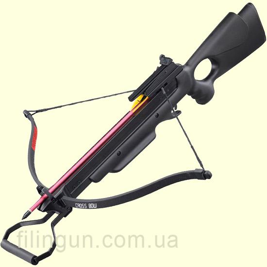 Арбалет Man Kung MK-150A3B Black