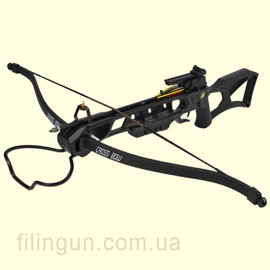 Арбалет Man Kung Anaconda MK-XB23BK Black