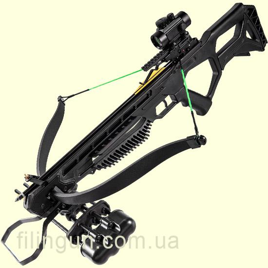 Арбалет Man Kung Specter MK-XB25BK Kit Black - фото