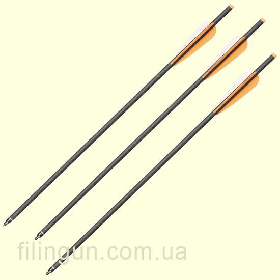 Стріла для арбалета карбонова Man Kung MK-CA20
