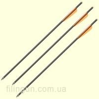 Стрела для арбалета карбоновая Man Kung MK-CA22