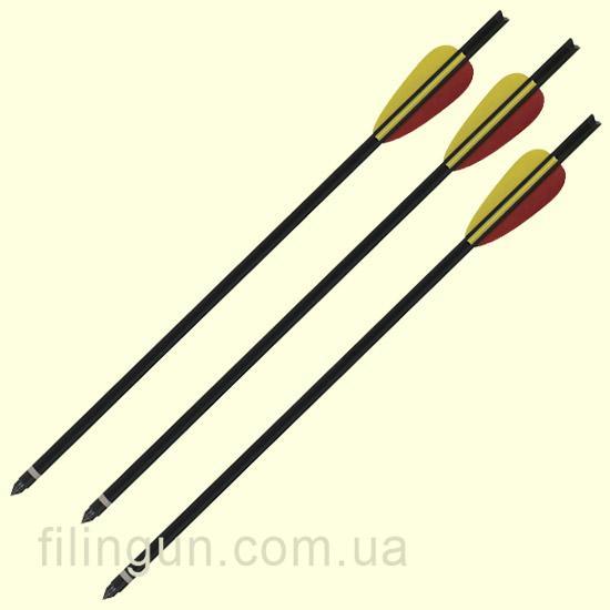 Стріла для арбалета Man Kung MK-AL14-BK