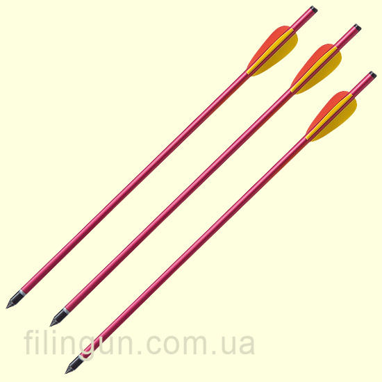 Стріла для арбалета Man Kung MK-AL16 (MK-AL16R)