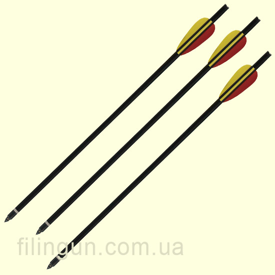 Стріла для арбалета Man Kung MK-AL16BK
