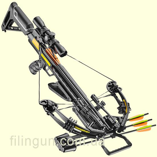 Арбалет блочный Poe Lang Accelerator 390 Plus PL/CR-069BP-40