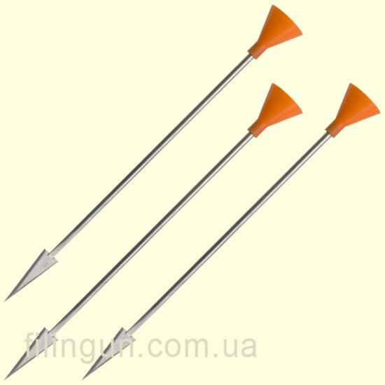 Дротики Cold Steel Razor Tip Broad Head Darts .625