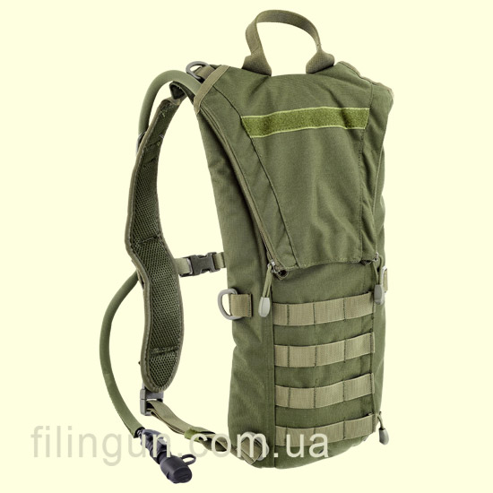 Гидратор Defcon 5 Hydro Back 3L V-CUT OD Green