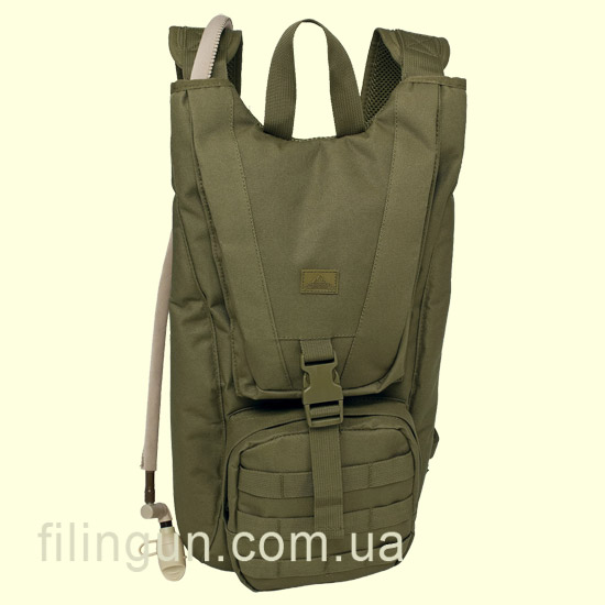 Гидратор Red Rock Piranha Hydration Pack 2,5 литра Olive Drab