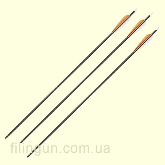 Стрела карбоновая для лука Man Kung 31/MK-CA30