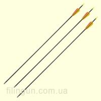 Стрела для лука Man Kung MK-FA26 фиберглас