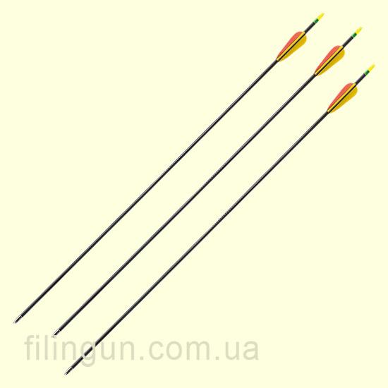 Стріла для лука Man Kung MK-FA28 фіберглас - фото
