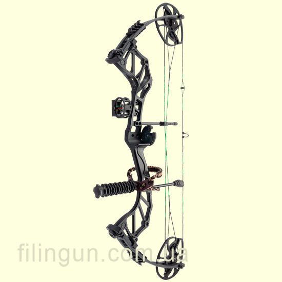 Лук блочний Man Kung Thorns MK-CBA5BK-KIT
