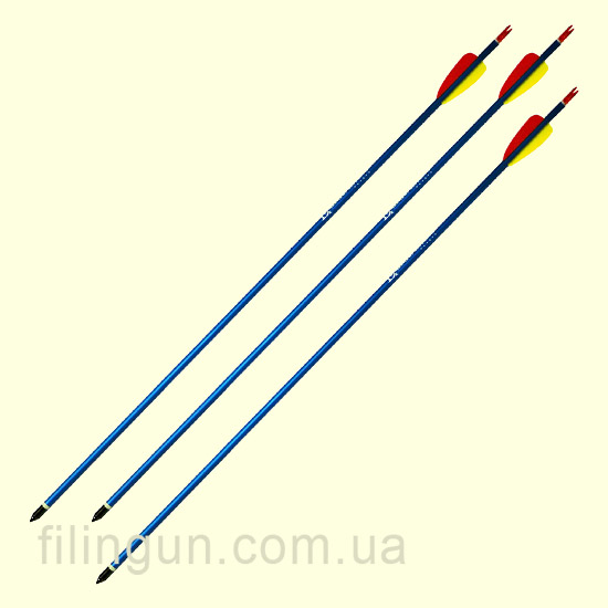 """Стріла алюмінієва для лука Poe Lang 30"""" PL/D-016A"""