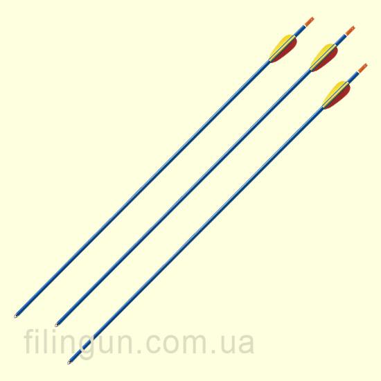 """Стрела алюминиевая для лука Poe Lang 30"""" PL/D-026V3"""