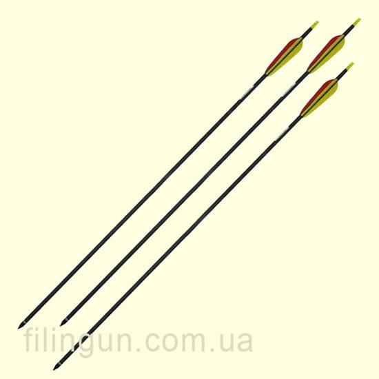 """Стріла карбонова для лука Poe Lang 30"""" PL/D-030B"""