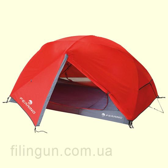 Палатка Ferrino Leaf 2 Red