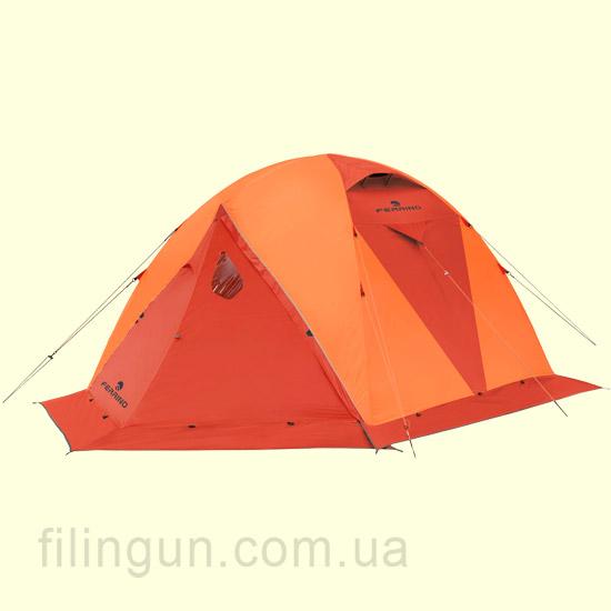 Палатка Ferrino Lhotse 4 (4000) Orange