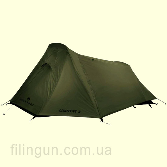 Намет Ferrino Lightent 3 (8000) Olive Green
