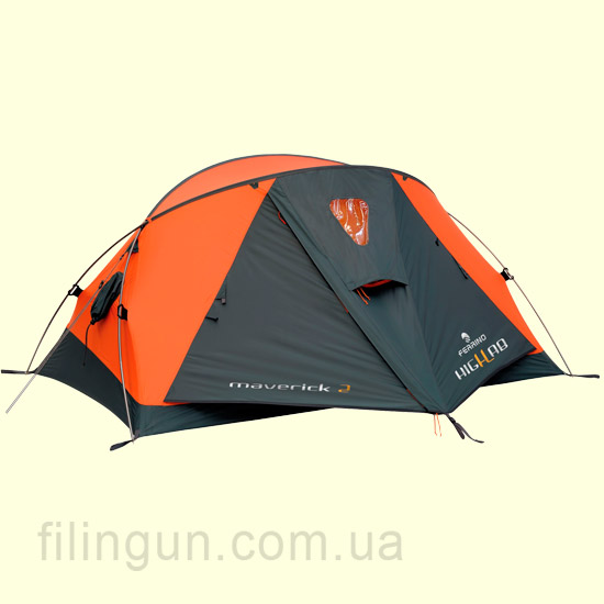 Палатка Ferrino Maverick 2 (10000) Orange/Gray