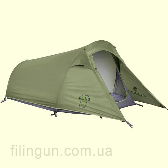 Палатка Ferrino Sling 2 Green - фото