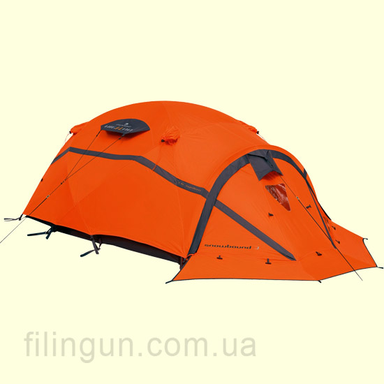 Палатка Ferrino Snowbound 3 (8000) Orange