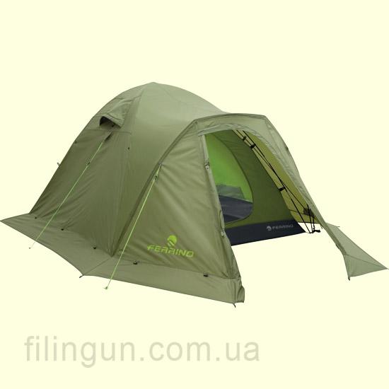 Палатка Ferrino Tenere 3 Green - фото